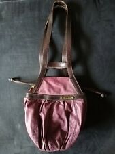 DIESEL Leather bag Borsa in pelle