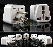 US Plug ( Type B ) - Universal Travel Adapter AC Power 3 Pins