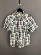 GUESS Short Sleeve Shirt - XL - Check - Great Condition - Men's