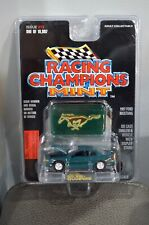 Racing Champions Mint Green 1997 Ford Mustang 1:56 Scale Diecast Car