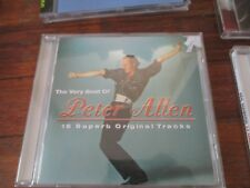 The Very Best of Peter Allen by Peter Allen (Piano) (CD, Oct-1997, A&M (USA))