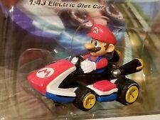 Carrera Go!!!  SLOT Car 1:43 Nintendo MARIO KART 8 Mario Analog Scalextric