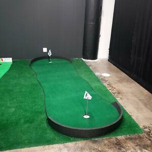 Big Moss Indoor golf putting green