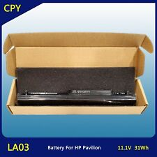 New listing La03Df Battery Replace For Hp Spare 776622-001 (La03) for Hp 15-f272wm 15-f222wm