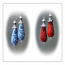 Handmade Acrylic Drop/Dangle Fashion Earrings