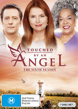 Touched by an Angel - Season 6 DVD [New/Sealed] Region 4