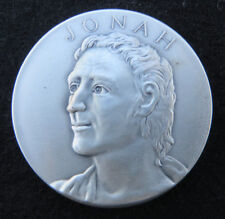 Medallic Arts Co. CT- Jonah  31.6 g. 999 Silver Medal