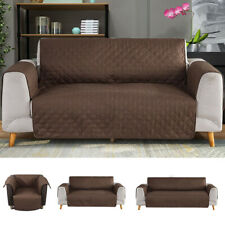 Waterproof Slipcover Sofa Cover Chair Couch Pet Dog Kids Mat Furniture Protector