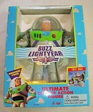 Disney Toy Story Electronic Talking Buzz Lightyear 1995 RARE Factory Defect Doll