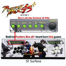Pandora Box 4s+ 815 Retro Video Games All in 1 Arcade Console Support PS3