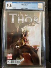 Thor # 10 Venom Varient CGC 9.6