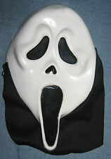 SCREAM HALLOWEEN Costume MASK by EASTER UNLIMITED INC