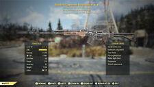 Fallout 76 Handmade Handgefertigt B 25050 Bloodied Weapon Blutbefleckt Waffe PS4