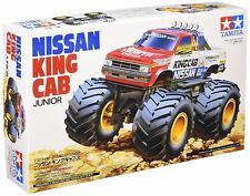 Tamiya Wild Mini 4WD Series No.7 / Nissan King Cab Junior / 17007