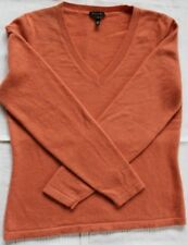 Escada - Damen Pullover lachsfarben - reines Kaschmir Gr. L