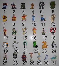 Fremdfiguren Bip Transformers / Avatar / Ben 6 / Dinosaur zur Auswahl
