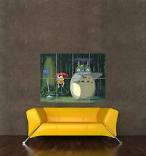 POSTER PRINT MANGA ANIME CARTOON CHARACTER MY NEIGHBOR TOTORO JAPAN COOL SEB799