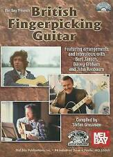 British Fingerpicking Guitar by Stefan Grossman