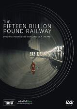 The Fifteen Billion Pound Railway [DVD]