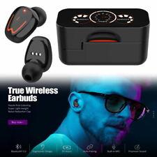 Wireless Bluetooth Earphones Earbuds Headphones Headset for iPhone Samsung Andro