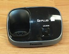 Genuine Panasonic (KX-TG6511 B) Dect 6.0 Plus Cordless Phone Base Only *READ*