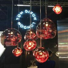 E27 Creative Ball Lava Chandelier Melt Light Pendant Lamp Ceiling Lighting