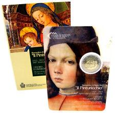 "2 euro commémorative Saint Marin 2013 "" Pinturicchio """