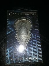 GAME OF THRONES DARK HORSE la notte King SCUDO Pin