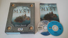 MYST EDITION SPECIALE - PC - JEU PC BIG BOX