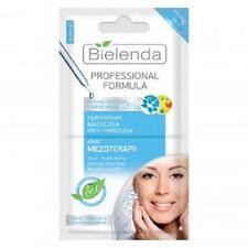 Bielenda Professional Formula Moisturizing HydroGel Face Night mask Mezotherapy