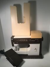 Husqvarna Viking Model 6690 Sewing Machine, Foot Controller, Ext Table, Case