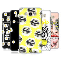 HEAD CASE DESIGNS EVERYTHING DAISIES HARD BACK CASE FOR SAMSUNG PHONES 3
