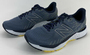 New Balance 880v11 Mens Size 9 4E Fresh Foam Running Sneaker Grey Trainer  NWOB