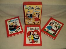 Little Lulu Library Box Set VI Another Rainbow Marge John Stanley Signed! (1503)