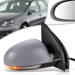Fit 06-09 Volkswagen Gti Rabbit Powered+ Heated Side Door Mirror Right VW1321124