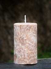 200hr SAWDUST Natural TRIPLE SCENTED MAN CANDLE CARPENTERS BUILDERS MENS GIFTS