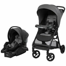 Safety 1st Smooth Ride Travel System - Monument