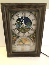 Vintage Mechtronics Planter's Clock Works