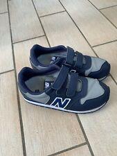 boys new balance trainers size 3