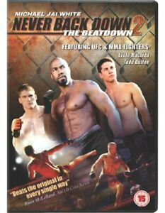 Never Back Down 2 [DVD] - DVD  O6VG The Cheap Fast Free Post