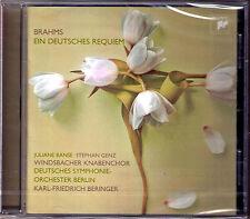 BRAHMS: EIN DEUTSCHES REQUIEM Windsbacher Knabenchor Juliane Banse BRINGER CD
