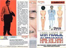 Una moglie americana (1965) VHS Playtime  1a ed. Ugo Tognazzi  - rara