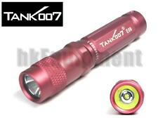 TANK007 Tank 007 E09 Cree XP-E R3 LED AAA 10440 Flashlight RED