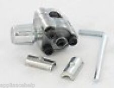 Gas Pipe Piercing Valve Kit - Bullet Type