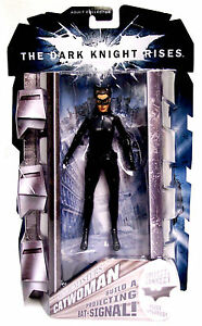 Batman The Dark Knight Rises Mattel Movie Masters CATWOMAN figure Brand New!