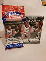 2020-2021 Panini Prizm Draft Picks Basketball BLASTER BOX & 15 card Bonus Pack