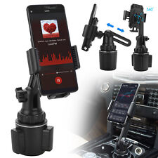 Adjustable Car Cup Mount Holder Stand Cradle For Car For Cell Phone Universal US