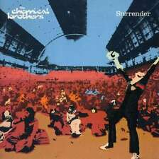 Surrender - The Chemical Brothers CD VIRGIN