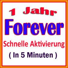 Offizieller Server Forever Starsat Viark Qviart Bware Vizyon Promotion -1 Jahr-
