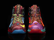 Nike Lebron X What The MVP Size 11.5 D.S 100% Authentic